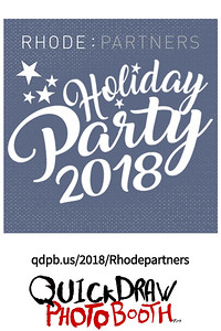 Rhode Partners Holiday Party 2018