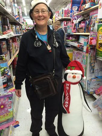 2014 12-06 The Walmart Penguin