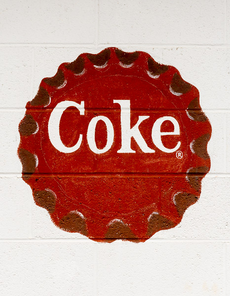 GA, Maysville - Coca-Cola Wall Sign 04