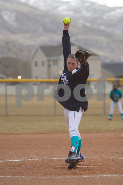 JD vs Cottonwood JV Softball