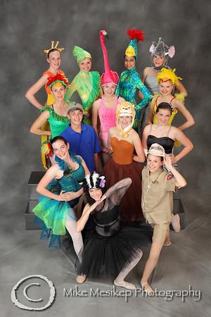 Ballet 6 - 6:45