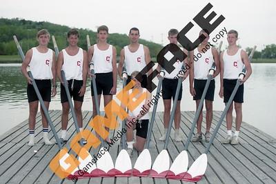 1987-1988 Men's Crew