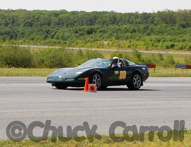 SCCA-CPR - Autocross, Sunday, August 5, 2007