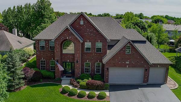 312-Ash-Grove-Lane-Oswego-IL Drone Video