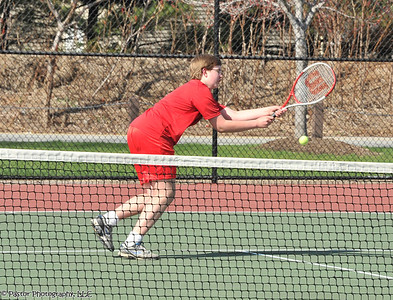 PHS JV Boys Tennis