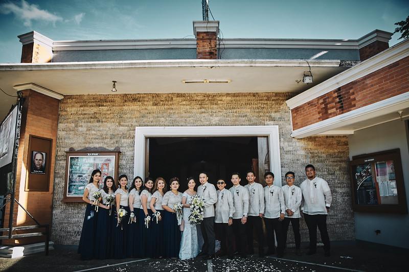 Reynold and Rica Wedding