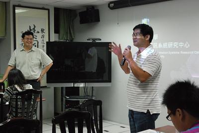 20111128 中洲科技大學景觀系校外教學
