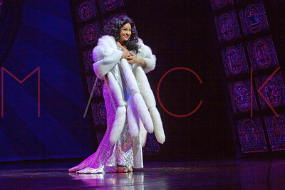 New York, NY - March 27:  The Raven-Symone's Debut in SISTER ACT on Broadway, New York, USA.