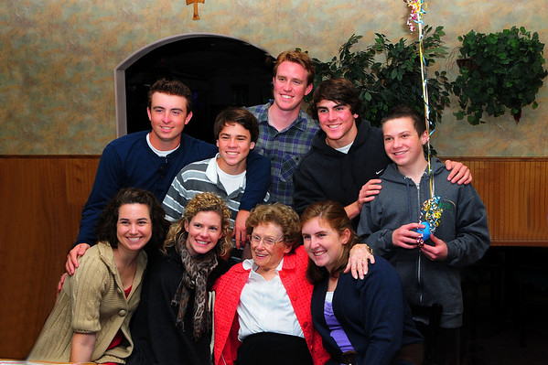 Grandma's 87th Birthday