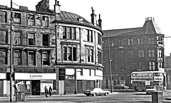 Glasgow - west & north 1974-76