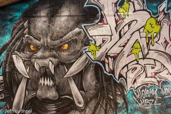 Graffiti from Downtown Phoenix