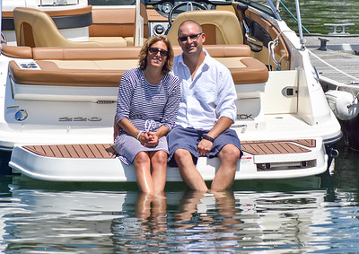 Melinda & Fabrice
