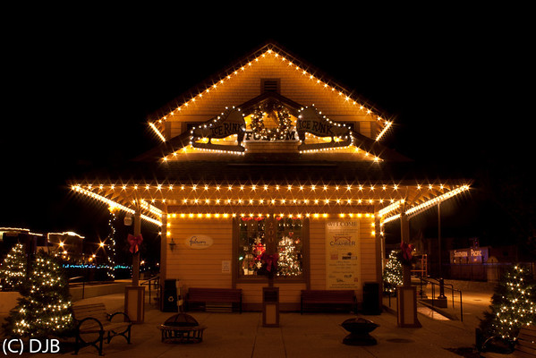 Folsom Evening December 2012