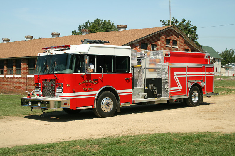 BLANCHARDVILLE FD,WI