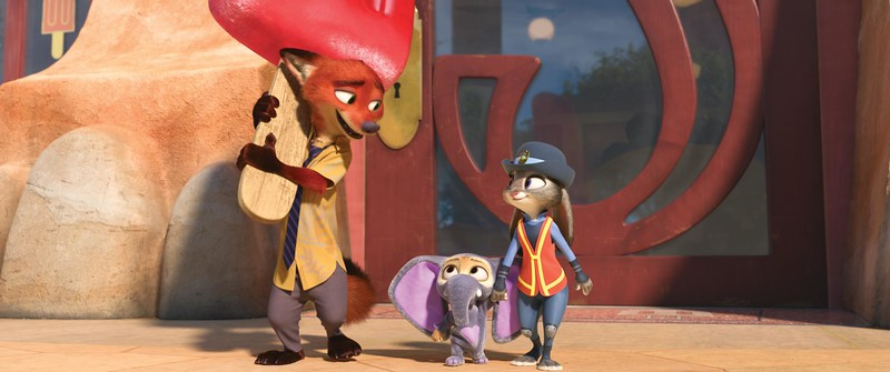 ZOOTOPIA second highest grossing Disney animated feature only behind FROZEN, more than $1B worldwide