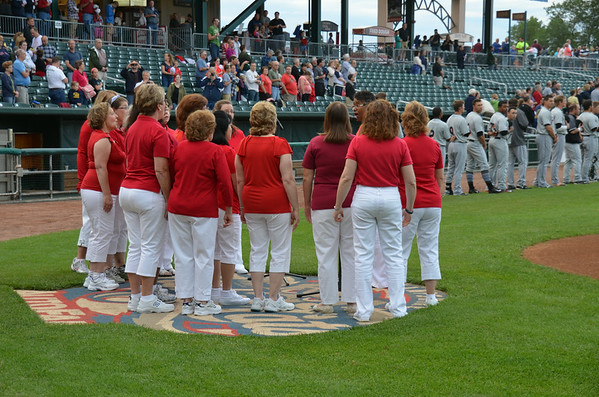 Rhythm of New Hampshire - Fisher Cats 2014