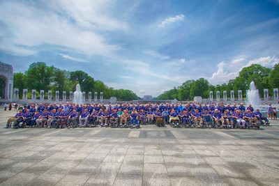 Talons Out Honor Flight - May 16, 2015