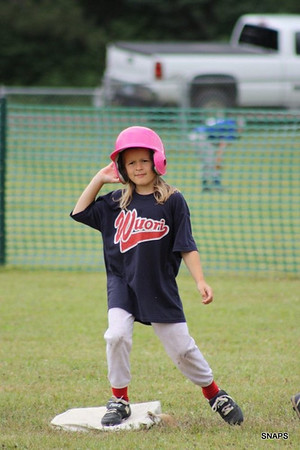 T-Ball Brookston vs Wuori