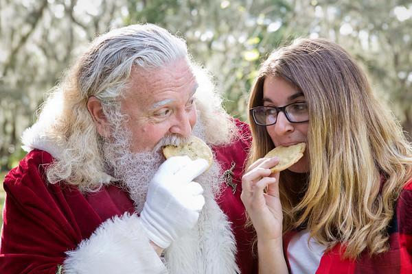 Santa Minis 2018: Melissa!