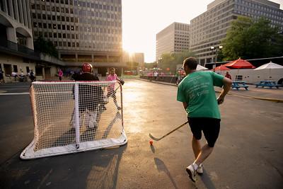 FEATURED - Street Hockey