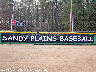 Opening day Sandy Plains