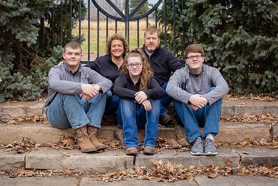 Welchert Family 2018