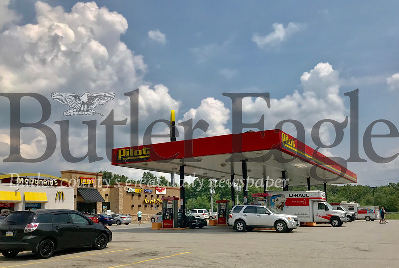 69084 Pilot Gas Station on Route 422 in Portersville