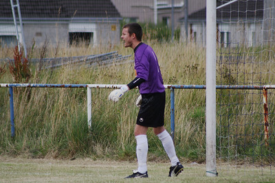 Renfrew 5 Johnstone Burgh 2, Central Sectional League Cup, 10th August 2013
