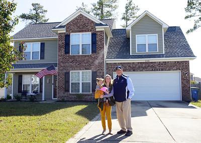 Harris Family Home Dedication