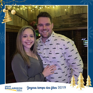 13 décembre 2019 - Baillargeon