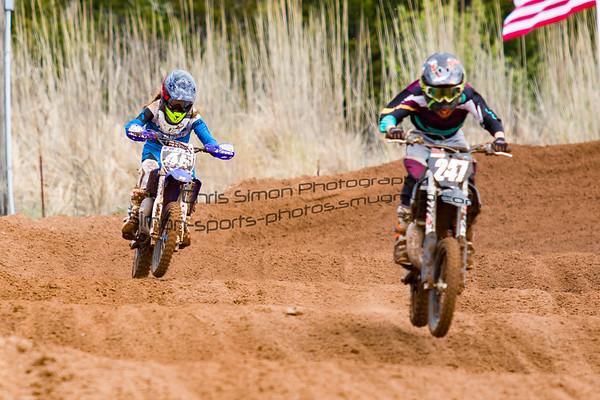 RACE 3 - MINI SR (13-15) & 85 BEG