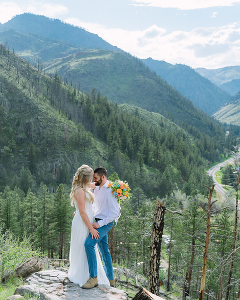 Elopement Photography | Sarah and Drew
