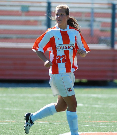 Chagrin Ladies Soccer JV 09