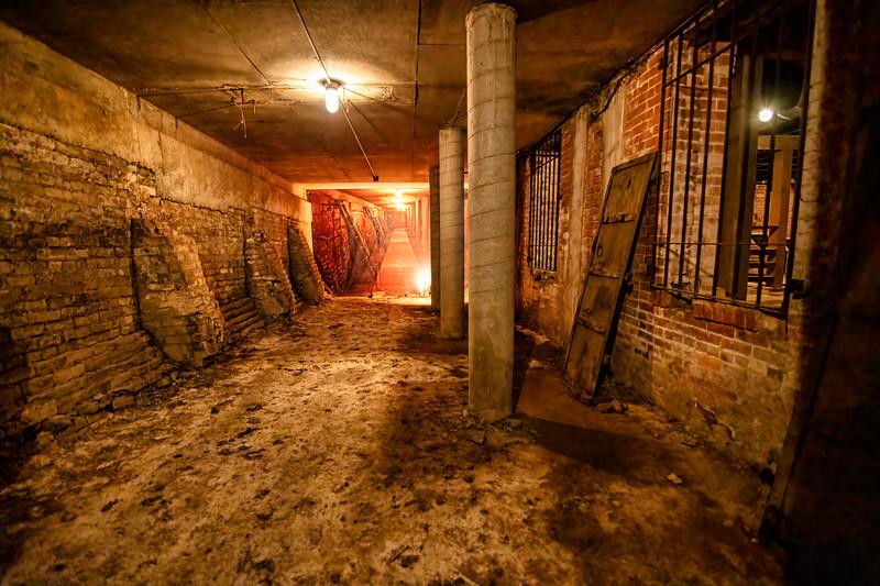 Old Sacramento Underground