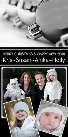 Kris & Susan-Christmas Card