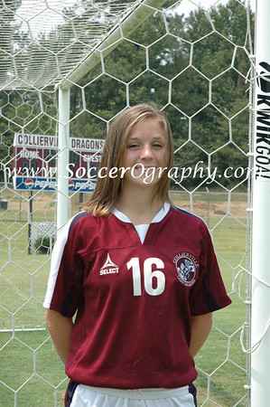 2005 Lady Dragon Socce