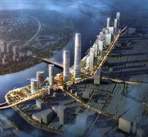 District 4 Saigon Port Redevelopment