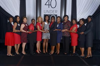 Black Alumni at 40 Under 40 2016