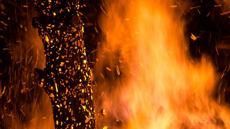 Diablets de foc XII