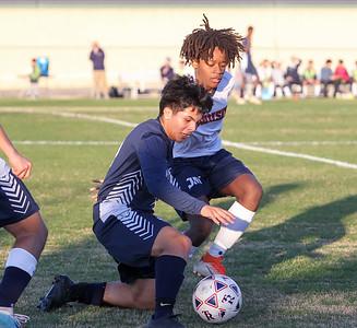 Boys Varsity Soccer vs Roosevelt 013120