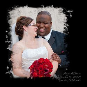 James and Angie Wedding Album