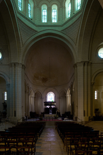 Angouleme Cathedral - Altar & Choir