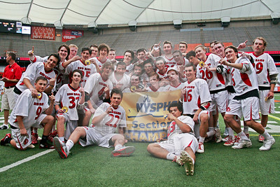 5/27/2015 (Playoff) NYS Section III Class B Championship Game - Carthage vs. Jamesville Dewitt - Carrier Dome, Syracuse, NY