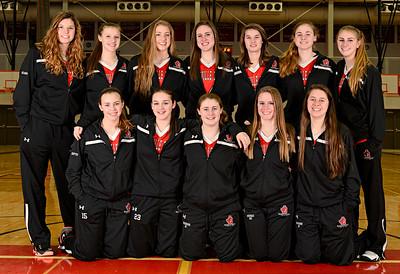 2014, 15 JD/CBA Girls Basketball