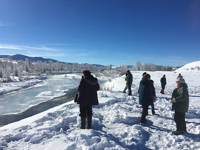 1.15.2017 Winter Adventures in Jackson Hole