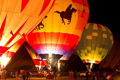 Midland 2013 Balloon Festival 20130914