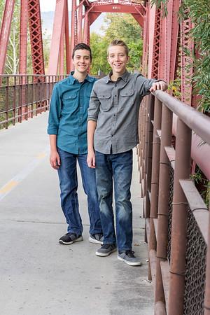 Mathew and Johnathan