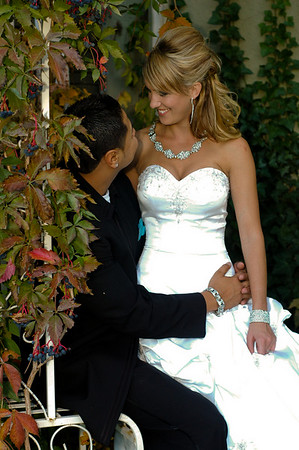 Marie & Mike  10-06-07
