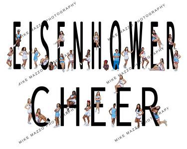 EHS Cheer Group Picture