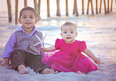 Liz's Beach Babies